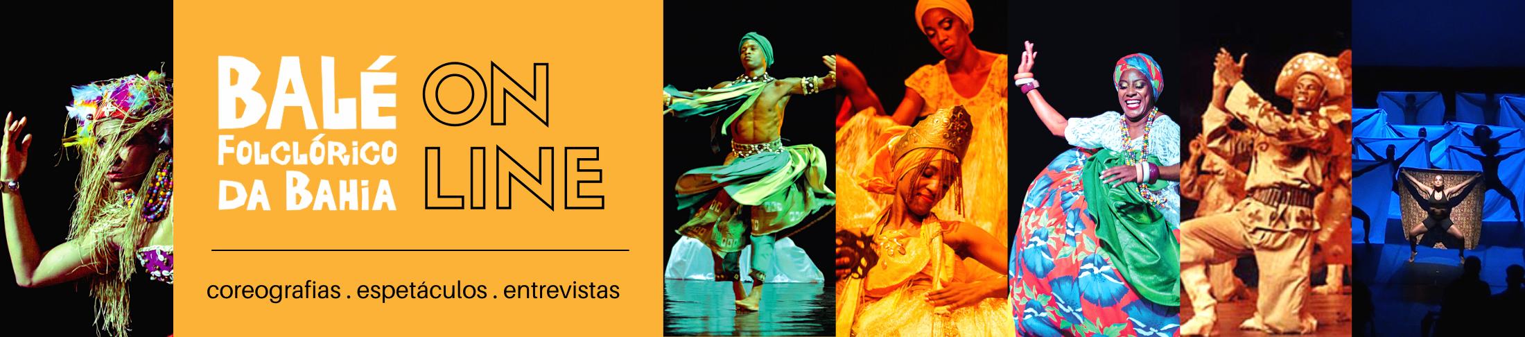 Contribua com o Balé Folclórico